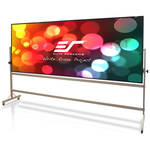 Elite Screens White Board Screen Mobile Stand (4 x 10')