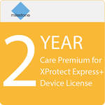 Milestone Care Premium for XProtect Express+ Device License (2-Year)