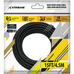 Xtreme Cables High-Speed HDMI Cable with Ethernet (15')