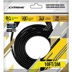 Xtreme Cables High-Speed HDMI Cable with Ethernet (10')
