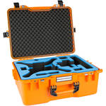 GoGORIL G36 Hardcase with Phantom 4/Pro Foam (Orange)