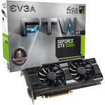 EVGA GeForce GTX 1050 Ti FTW DT GAMING Graphics Card