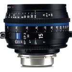 ZEISS CP.3 XD 15mm T2.9 Compact Prime Lens (PL Mount, Feet)