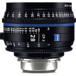 Zeiss CP.3 28mm T2.1 Compact Prime Lens (Sony E Mount, Feet)