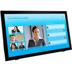 "Planar Systems PCT2485 24"" 16:9 Multi-Touch LCD Monitor"