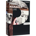 MAGIX Entertainment Photo Manager 16 Deluxe (DVD, Academic Edition, 100+ Volumes)