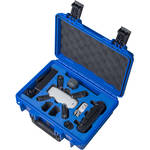 Freewell Waterproof Case for DJI Spark Drone (Blue)