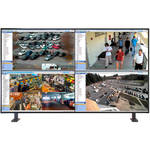 "ViewZ 65"" Quad View 4K UHD LED Monitor"