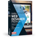 MAGIX Entertainment Xara Web Designer Premium (5-99 License Tier, Download)