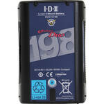 IDX System Technology DUO-CC198 191Wh High-Load Battery with D-Tap Advanced, Standard D-Tap & USB Port