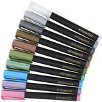 Polaroid Metallic Marker Set