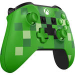 Microsoft Xbox One Wireless Controller (2016 Version, Minecraft Creeper)