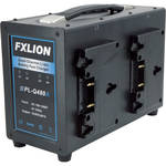 Fxlion Quad-Channel Gold-Mount Fast Battery Charger
