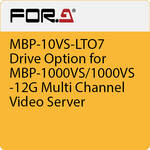 For.A MBP-10VS-LTO7 Drive Option for MBP-1000VS/1000VS-12G Multi Channel Video Server