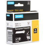 "Dymo White Permanent Poly Labels (3/8"")"