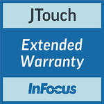 "InFocus 1-Year Extended Warranty for JTouch 75"" Display (Download)"