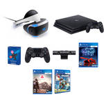 Sony PlayStation VR Bundle with PlayStation 4 Pro & Extra Accessories