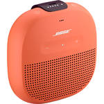 Bose SoundLink Micro Bluetooth Speaker (Bright Orange with Dark Plum Strap)