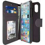 iLuv Diary Case for iPhone X/Xs (Black)