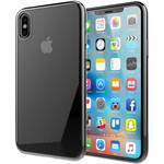 iLuv Metal Care Case for iPhone X (Black)