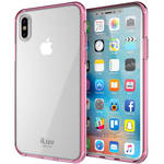 iLuv Vyneer Case for iPhone X (Pink)