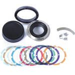 ZEISS Interchangeable Lens Mount for CP.3 21mm T2.9, 25/28/35mm T2.1 (Nikon F)