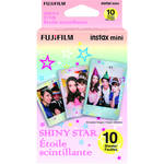 FUJIFILM INSTAX Mini Shiny Star Instant Film (10 Exposures)