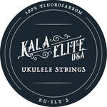 KALA Elite USA 4-String Set for Soprano/Concert/Tenor Ukuleles