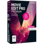 MAGIX Entertainment Movie Edit Pro Premium (Academic Volume 100+, Download)
