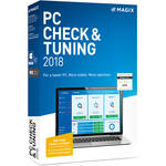 MAGIX Entertainment PC Check and Tuning 2018 (Download)