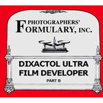 Photographers' Formulary DiXactol Ultra Film Developer  - Part B