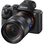 Sony Alpha a7R II Mirrorless Digital Camera with 24-70mm f/4 Lens