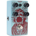 WALRUS AUDIO Deep Six Compressor Pedal for Electric Guitars