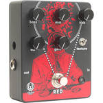 WALRUS AUDIO Red High-Gain Distortion Pedal for Electric Guitars