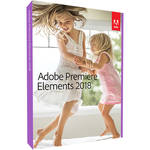 Adobe Premiere Elements 2018 (Mac & Windows, Disc)