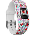 Garmin vívofit jr. 2 Activity Tracker (Adjustable Minnie Mouse Band)