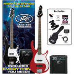 Peavey Max Bass Stage Pack (Red)
