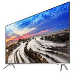 "Samsung MU8000-Series 55""-Class HDR UHD Smart Multi-System Curved LED TV"
