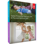 Adobe Photoshop Elements & Premiere Elements 2018 (Mac & Windows, Download)
