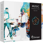 iZotope Music Production Suite - Plug-Ins Suite (Upgrade from Music Production Bundle 1, Download)