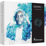 iZotope Ozone 8 Mastering Software (Upgrade from Ozone 1-7 Standard or Ozone 1-7 Advanced, Download)