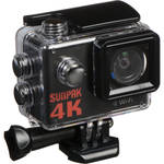 Sunpak Epic 4K Action Camera Kit with Waterproof Housing