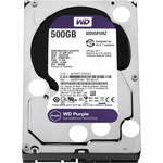 "WD 500GB Purple 5400 rpm SATA III 3.5"" Internal Surveillance Hard Drive (OEM)"