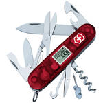 Victorinox Traveller Pocket Knife (Ruby)