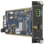 KanexPro Flexible One Input 4K HDMI Card with Audio
