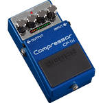 BOSS CP-1X Compressor Pedal for Electric Guitar