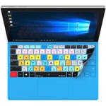 Editors Keys Adobe Premiere Pro CC Keyboard Cover for Microsoft Surface Pro 4