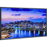 "NEC 80"" LED Commercial-Grade Display with Integrated ATSC Tuner"