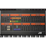 IK Multimedia Syntronik J-8 - Virtual Synthesizer Plug-In (Download)