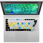 Editors Keys Adobe Photoshop Keyboard Cover for Microsoft Surface Book